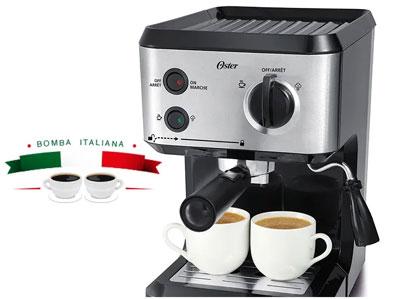 A cafeteira expresso Oster é boa?