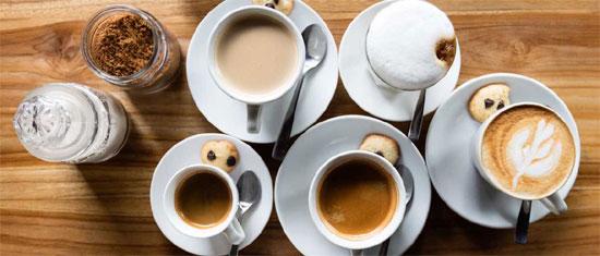 Diferenças entre café curto e café longo