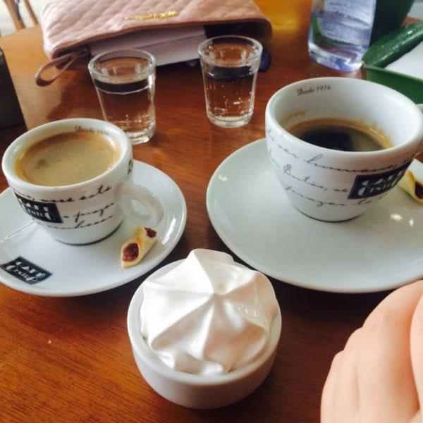 O que servir com o café carioca