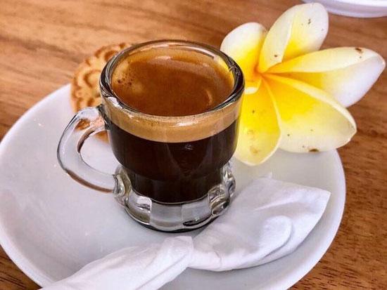 Conheça as características do café ristretto